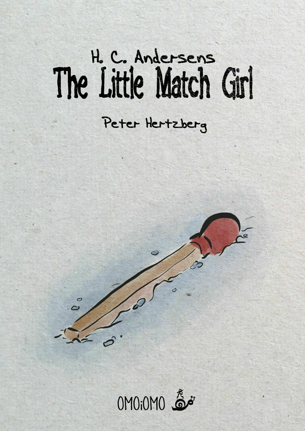 The Little Match Girl - Text-free Comic PDF (ENG/SWE/ESP/FiN)