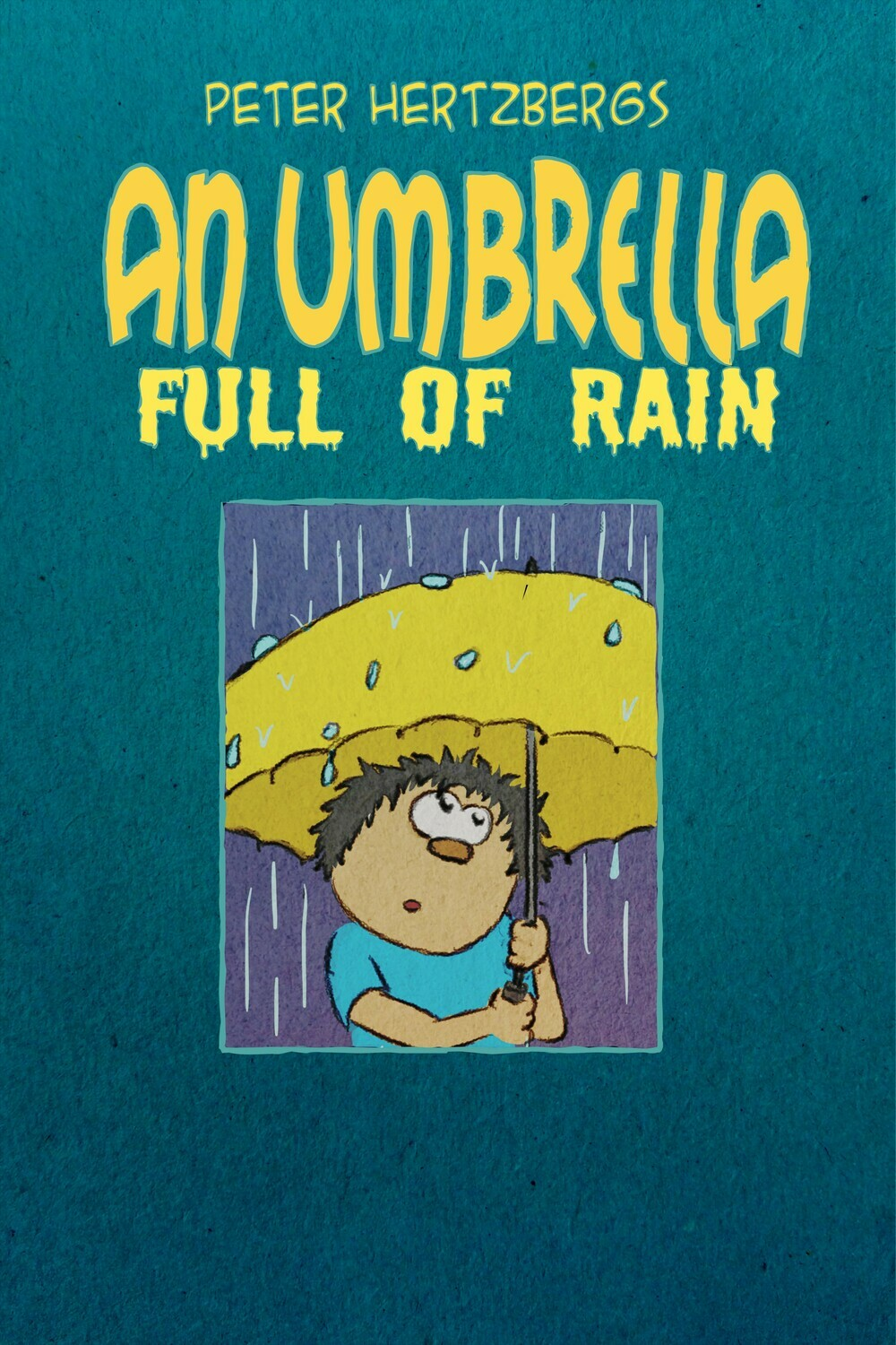 An Umbrella Full of Rain - Text-free Comic PDF (ENG/SWE/ESP/FiN)