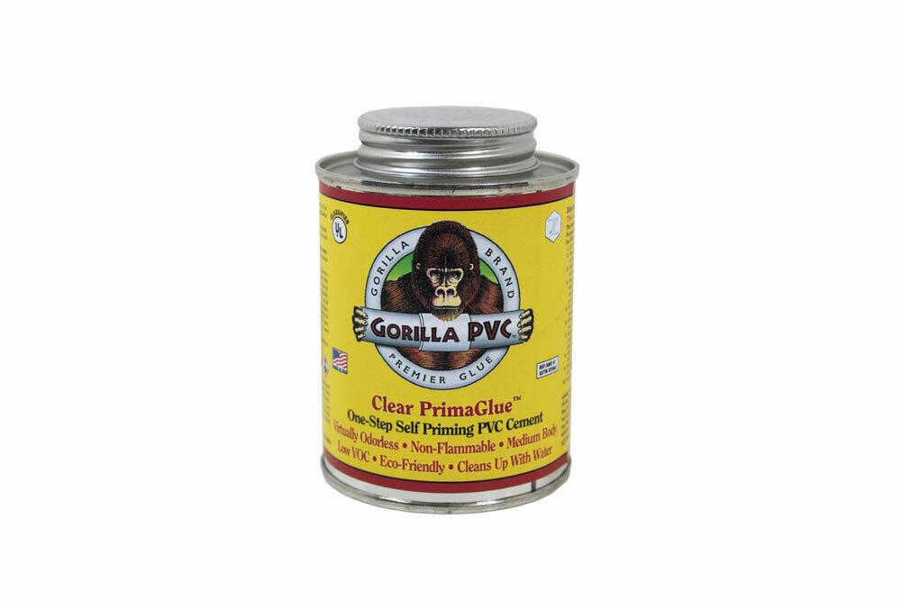 Gorilla PVC Self-Priming Cement