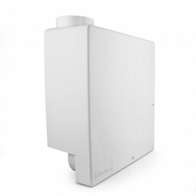 RadonAway SF180 Radon Mitigation Fan