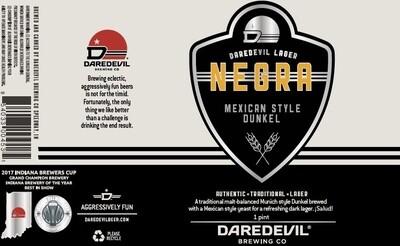 Negra Mexican Dunkel 1/6 bbl