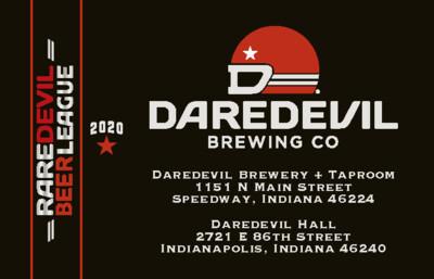 Raredevil Beer League 2020