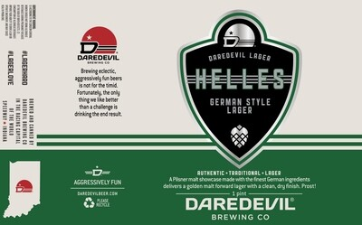 Daredevil Helles 1/6 bbl