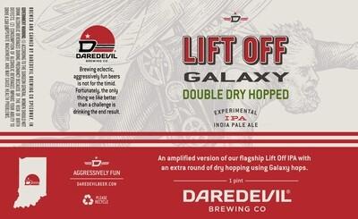 Galaxy DDH Lift Off IPA 1/6 bbl
