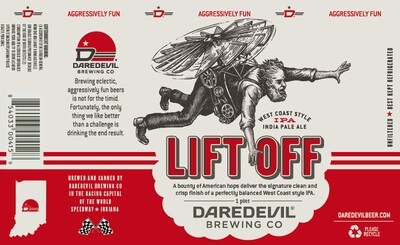Lift Off IPA 4pk
