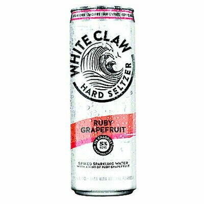 White Claw Ruby Grapefruit 6-pk