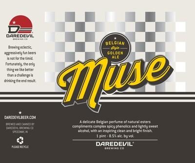 Muse Belgian Ale 4pk