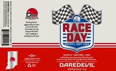 Race Day Lager 4pk