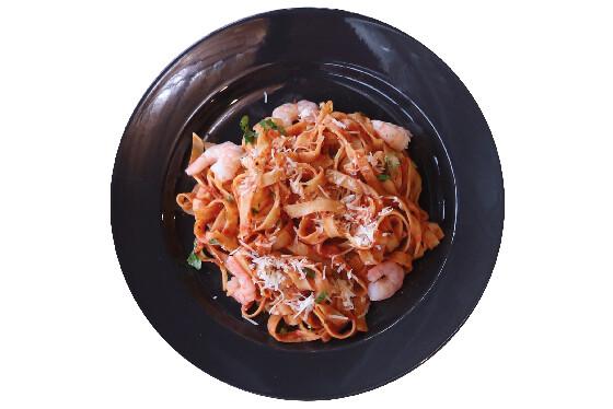 Pasta Shrimp Tagliatelle