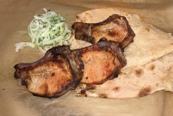 Pork Loin Barbecue