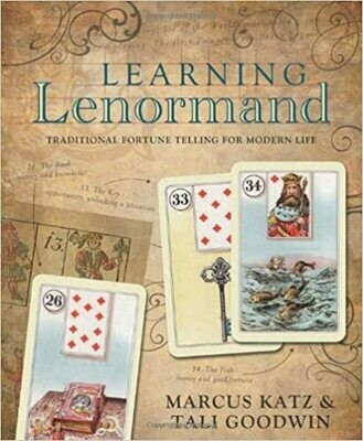 Learning Lenormand by Marcus Katz and Tali Goodwin