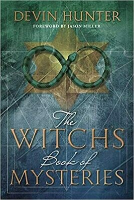 The Witch's Book of Mysteries by Devin Hunter