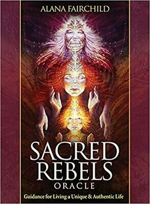 Sacred Rebels Oracle