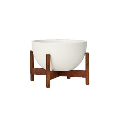 Modernica Case Study® Table Top Bowl With Stand