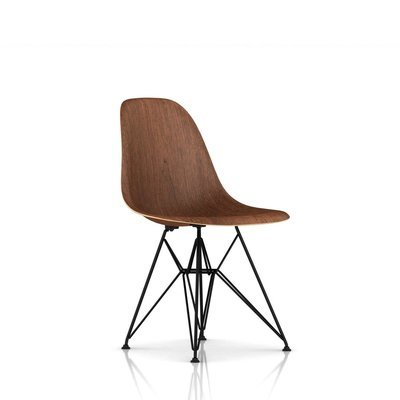 Herman Miller® Eames® Molded Wood Side Chair Wire Base