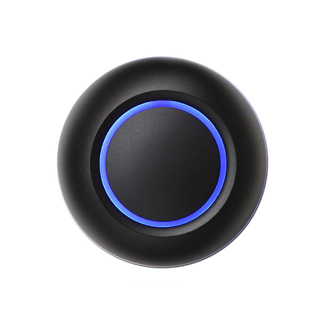 Spore True Black Doorbell Button