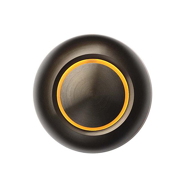 Spore True Bronze Doorbell Button