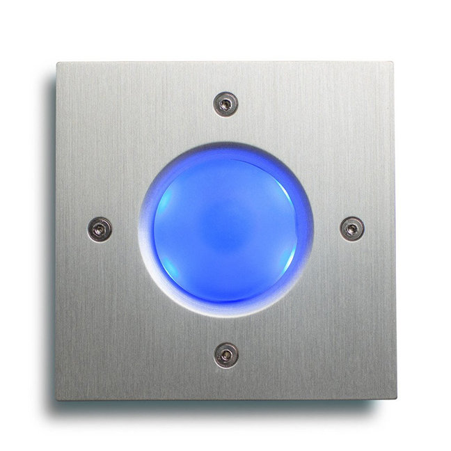 Spore Square Doorbell Button