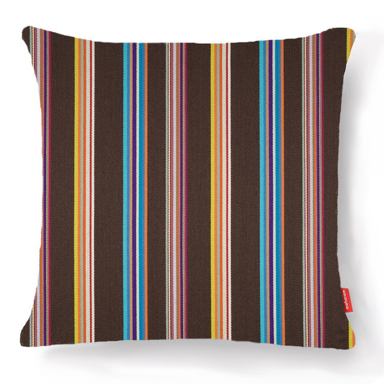Maharam Rythmic Stripes Pillow by Paul Smith