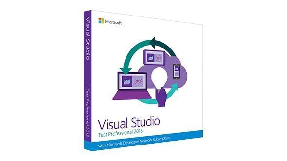 Visual Studio Test Professional con abbonamento MSDN biennale