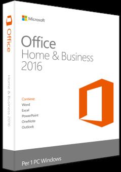 Office Home & Business 2016 per Windows ITA