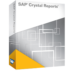 SAP® Crystal Reports 2013 WIN INTL
