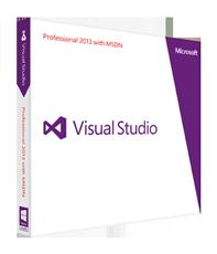 Visual Studio Professional con abbonamento MSDN biennale