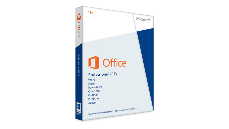 Office Professional Plus 2016 licenza
