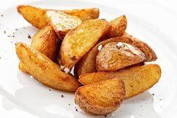 Картофельные дольки 200 гр.