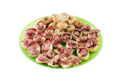 Плэттер мясных закусок