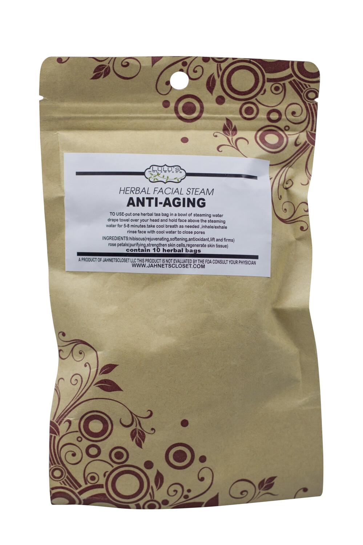 Anti-Aging Steam