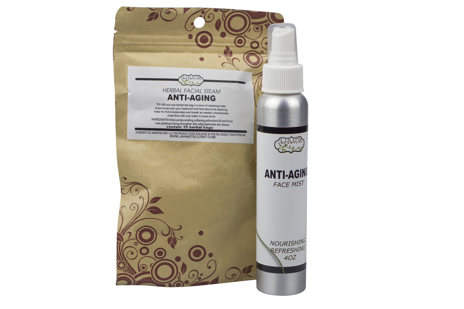 ANTI-AGING STEAM AND MIST SET