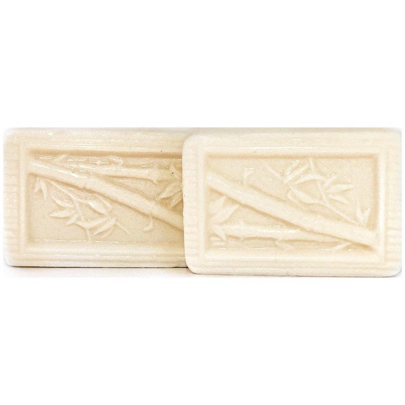 MEN'S CEDARWOOD & CEDARWOOD COCONUT BAMBOO BAR SOAP