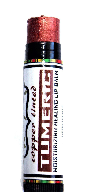 Turmeric Copper Tinted Lip Balm