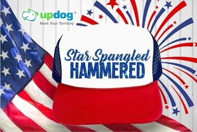 Star-Spangled Hammered