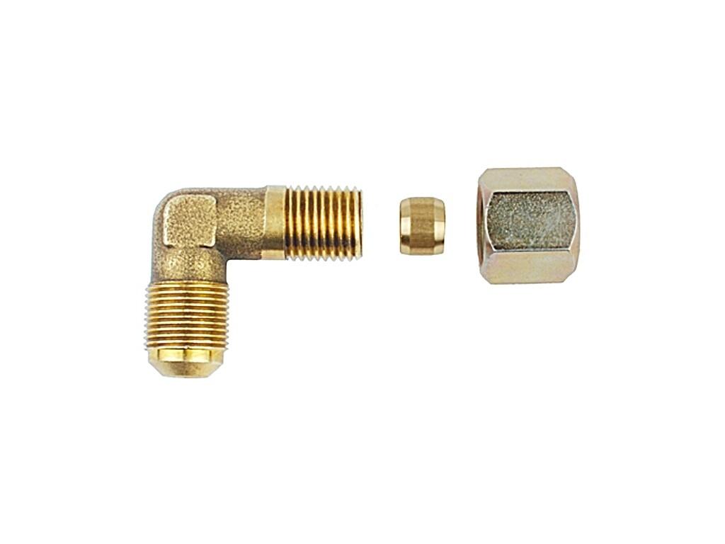 Переходник трубки 90° М14х1/8 Atiker (ST.0.52)