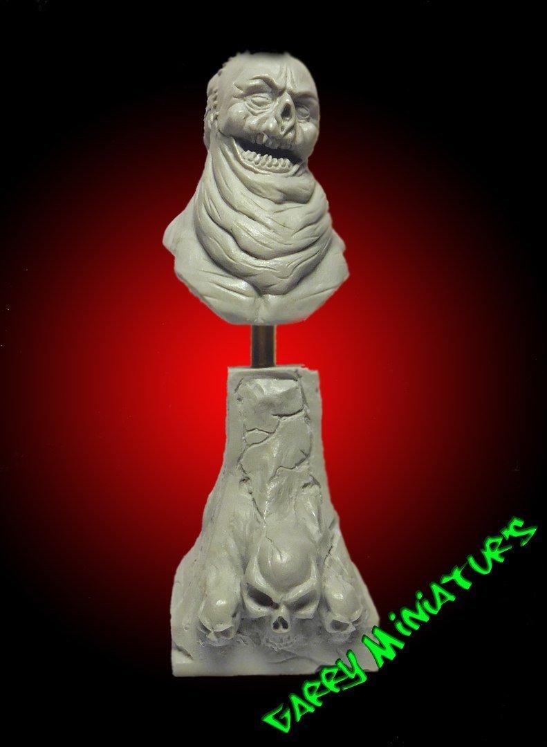 Fat Horror 1/10 resin bust by Garry Miniatur's