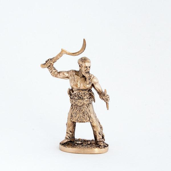 40mm Khal Drogo, Game Of Thrones brass miniature