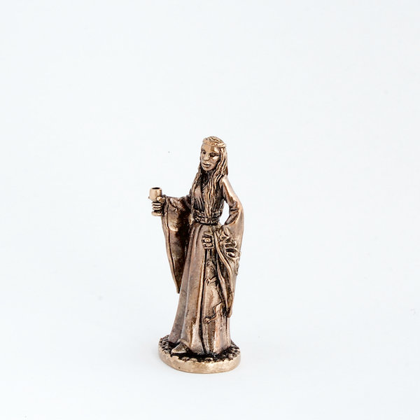40mm Cersei Lannister, Game Of Thrones brass miniature