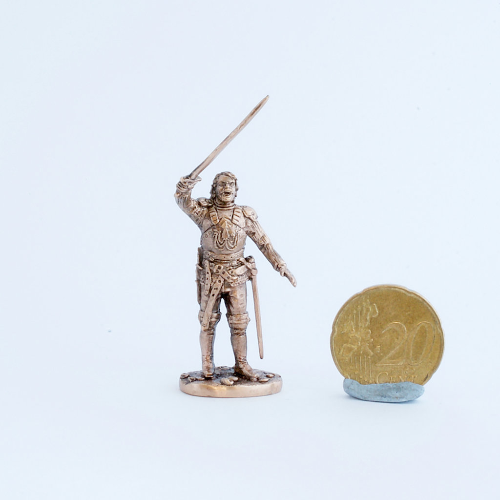 40mm Theon Greyjoy, Game Of Thrones brass miniature