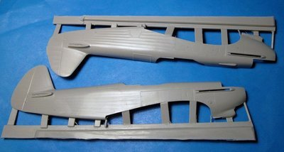 1/48 Yak-9/9D conversion set for Modelsvit Yak-9DD kit Vector resin #VDS48-003