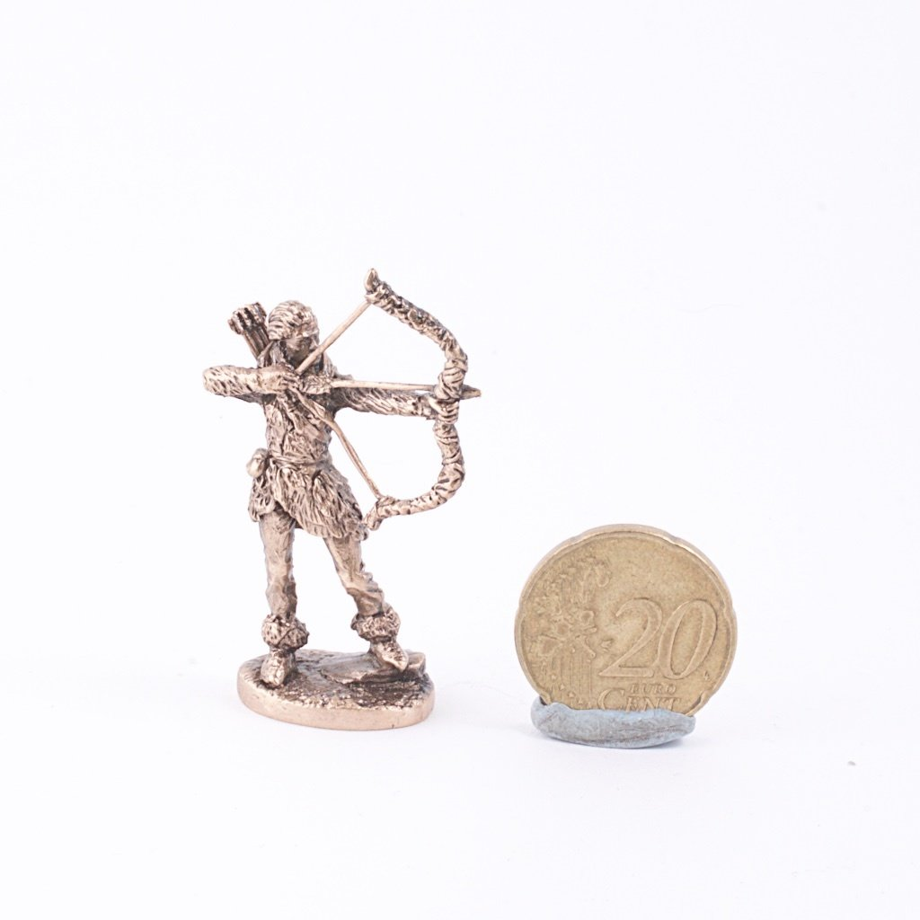 40mm Ygritte, Game Of Thrones brass miniature