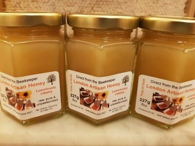 Soft Set Honey - London's Finest - 8oz