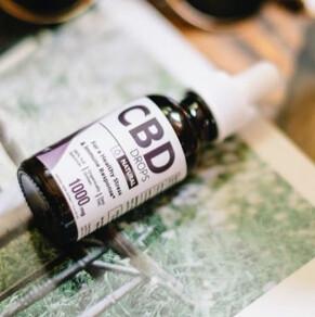 Concentrated 10% Organic CBD (100ml)