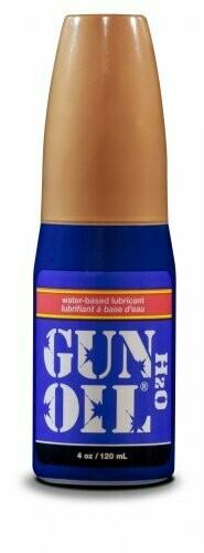 Gun Oil Water-based Lube