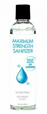 CleanStream Maximum STRENGTH Sanitizer
