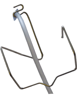 Model H Medical Drain Line Anchor for Peritoneal Dialysis