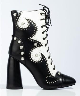 Luxury High Heel Booties