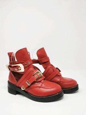 Open cut shoes