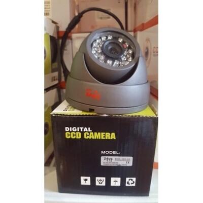Caméra de Surveillance anti vandal intérieur de 480 tvl